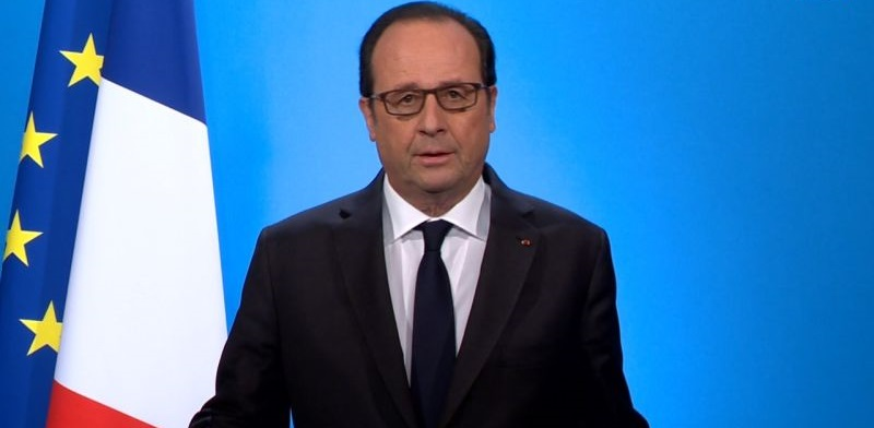 allocution de francois hollande