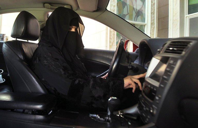 arabie soudite femme au volant